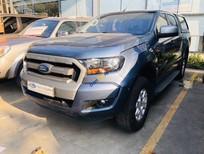 Cần bán Ford Ranger sản xuất năm 2016, màu xám, nhập khẩu, số sàn