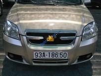 Chính chủ bán Daewoo Gentra sản xuất 2007, màu vàng, nhập khẩu