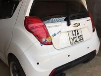Bán Chevrolet Spark sản xuất năm 2013, màu trắng, số sàn