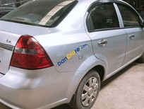 Bán Daewoo Gentra đời 2010, màu bạc xe gia đình, giá chỉ 168 triệu