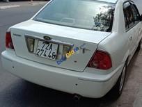 Bán Ford Laser sản xuất năm 2004, màu trắng, xe nhập xe gia đình