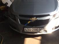 Cần bán Chevrolet Cruze sản xuất năm 2015, màu bạc xe gia đình, giá tốt