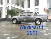 Bán ô tô Nissan Navara đời 2011, màu xám, nhập khẩu