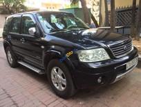 Cần bán xe Ford Escape năm sản xuất 2004, màu đen, số tự động