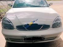 Bán Daewoo Nubira sản xuất 2003, màu trắng, nhập khẩu nguyên chiếc