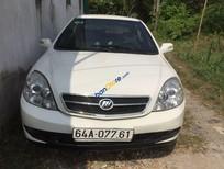 Cần bán gấp Lifan 520 năm sản xuất 2007, màu trắng, xe nhập