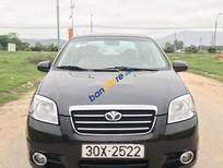 Bán xe Daewoo Gentra năm sản xuất 2010, màu đen chính chủ, 175tr