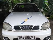 Cần bán lại xe Daewoo Lanos năm 2003, màu trắng