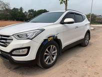 Bán ô tô Hyundai Santa Fe năm sản xuất 2015, màu trắng