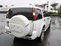 Bán xe Ford Everest sản xuất 2011, màu trắng còn mới, 479tr