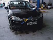 Cần bán gấp Ford Focus sản xuất năm 2009, màu đen xe gia đình, 240tr
