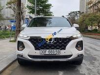 Bán Hyundai Santa Fe sản xuất năm 2019, màu trắng