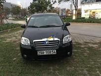 Cần bán Daewoo Gentra năm sản xuất 2011, màu đen, xe gia đình