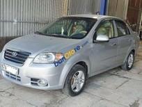 Bán Daewoo Gentra sản xuất năm 2007, màu bạc, nhập khẩu, giá 175tr