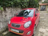 Cần bán Kia Morning sản xuất 2012, màu đỏ chính chủ, 160tr
