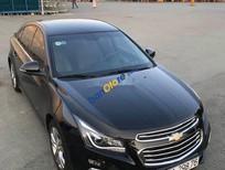 Bán Chevrolet Cruze năm 2016, màu đen còn mới, giá chỉ 385 triệu