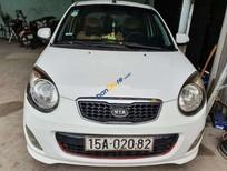 Cần bán lại xe Kia Morning sản xuất 2011, màu trắng giá cạnh tranh