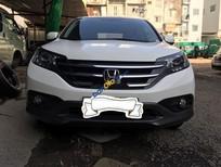 Cần bán xe Honda CR V năm sản xuất 2015, màu trắng, 697tr