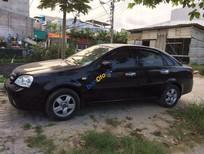 Bán Daewoo Lacetti sản xuất năm 2008, màu đen, xe nhập còn mới