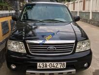 Bán Ford Escape sản xuất 2005, màu đen còn mới