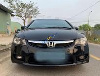 Cần bán Honda Civic sản xuất 2009, màu đen