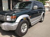 Cần bán lại xe Mitsubishi Pajero năm 1996, màu đen, nhập khẩu nguyên chiếc