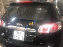 Cần bán Hyundai Santa Fe sản xuất năm 2009, màu đen, nhập khẩu nguyên chiếc chính chủ