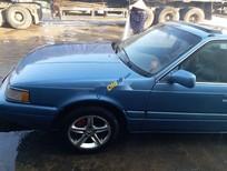 Cần bán Mazda 626 sản xuất năm 1990, màu xanh lam, nhập khẩu