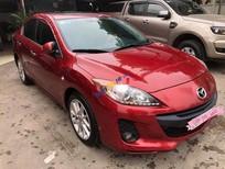 Bán ô tô Mazda 3 sản xuất 2013, màu đỏ, xe nhập còn mới