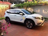 Cần bán xe Honda CR V năm 2017, màu trắng còn mới, giá 865tr