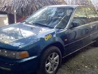 Bán Honda Accord năm 1990, màu xanh lam, nhập khẩu, giá tốt