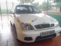 Cần bán lại xe Daewoo Lanos đời 2004, màu trắng chính chủ
