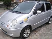 Bán xe cũ Daewoo Matiz SE MT năm 2006, màu bạc, số sàn