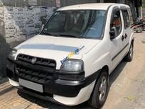Bán xe cũ Fiat Doblo sản xuất 2007, màu trắng, nhập khẩu