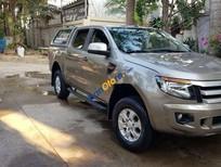 Cần bán xe cũ Ford Ranger năm 2013, màu ghi vàng