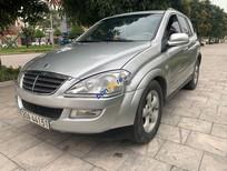 Bán xe Ssangyong Kyron 2008, màu bạc, xe nhập