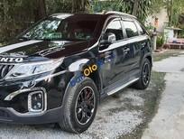 Chính chủ bán lại xe Kia Sorento GATH sản xuất 2018, màu đen, nhập khẩu