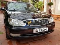 Bán xe Toyota Camry sản xuất năm 2005, màu đen còn mới