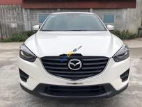 Bán xe cũ Mazda CX 5 năm sản xuất 2016, màu trắng