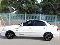 Bán ô tô Daewoo Lanos năm sản xuất 2003, màu trắng, nhập khẩu Thái Lan còn mới, 153 triệu