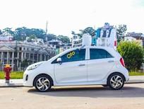 Bán xe Kia Morning 1.25AT Luxury sản xuất 2020, màu trắng, 393 triệu