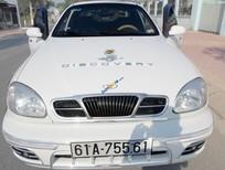 Bán gấp Daewoo Lanos 2003, màu trắng