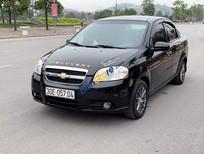 Bán Daewoo Gentra năm sản xuất 2008, màu đen, chính chủ