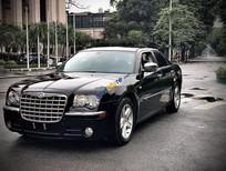 Cần bán xe cũ Chrysler 300C năm 2008, màu đen, nhập khẩu