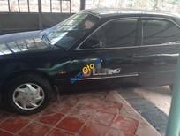 Bán xe Mazda 626 đời 1996, màu đen, xe nhập