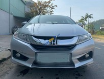 Cần bán gấp Honda City sản xuất năm 2015, màu bạc, xe nhập chính chủ