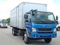 Xe tải Fuso Canter 12.8RL 7 tấn thùng dài 6m9 Euro 4 giá tốt tại Hải Phòng