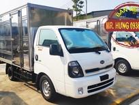 Xe tải Kia K200 thùng dài 3m2 tải trọng 1,9 tấn, 1,4 tấn, 990kg