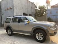 Cần bán Ford Everest năm 2007 chính chủ giá cạnh tranh