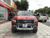 Bán Ford Ranger Wildtrak đời 2015, màu đỏ, xe nhập